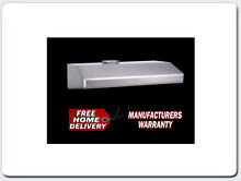 Vent A Hood SLH6142 SS STAINLESS Hood W Warranty 42 Inches 300 CFM Free Shipping