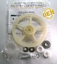 Brand new Maytag washer drive pulley kit part   12001797