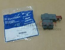 131763256 NEW OEM Door Lock Switch Frigidaire 131763202 131763245 WH10X10003