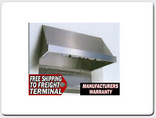 New Vent A Hood PWVH18130 SS 30 Inch Stainless Kitchen Vent 300 CFM W Warranty