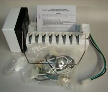 New Ice Maker Replacement Kit RIM943 Refrigerator Part Kenmore Whirlpool 4317943