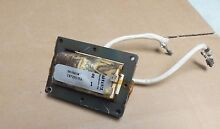 VINTAGE 1977 AMANA RADARANGE MICROWAVE RR 9 TRANSFORMER C87355 GUARANTEED