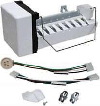 Refrigerator Ice Maker Fridge Freezer Icemaker Part Whirlpool Kenmore 4317943