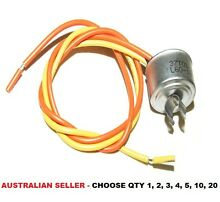 DEFROST TERMINATION THERMOSTAT WITH CLIP GE  WHIRLPOOL  HOOVER  AMANA    MORE