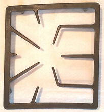 Bosch Thermador Gas Cooktop Grate  Single  Black Matte   20 02 415 01