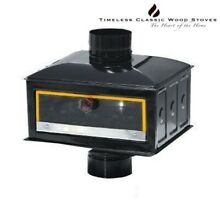 Plus oven  Flue oven  Extra oven for combustion wood stove  6