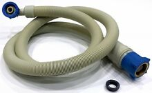 HIGH QUALITY UNIVERSAL WASHING MACHINE FLOOD PROOF INLET HOSE  2 TO 10 BAR W003S
