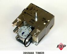 Genuine 3955668 Whirlpool Washer Timer