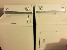 Washer and Dryer Both  400 Amena
