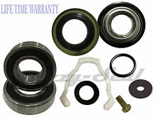Whirlpool Washer Front Loader Seal 2 Bearings and Washer Kit 12002022