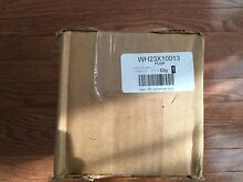 WH23X10013 New GE  Washer Drain Pump Assembly OEM