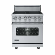 Viking VISC5304BSS 30  ProStyle Induction Range Stainless Steel