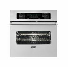 Viking VESO5302TSS 30  Single Electric Wall Oven  Stainless Steel