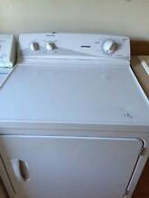 Hotpoint front load dryer used