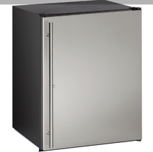 Edgestar 148 can Built in Free  Wine   Beverage Stainless Undercounter Cooler