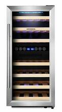 Phiestina 33 Bottle Dual Zone Wine  Bev  Refrigerator  Cooler 16  Was   399 00