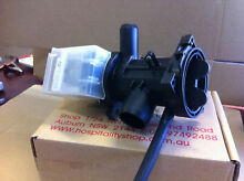 LG WASHING MACHINE WATER PUMP P N 5859EN1004B WD 8015C  WD 8016C  WD 8026C