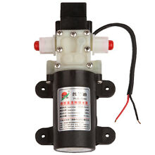 HSH Flo 45W DC12V Diaphragm Water Pump Booster Pressure For Car Washing Pump