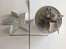 Fisher   Paykel Oven Fan Forced Motor OB60SDEPX1 OB60SDEPX2