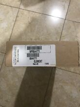 WP8544771 Dryer Heating Element NEW OEM