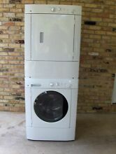 2008 GE Washer WSSH300 Series   GE Dryer DSXH47 Series