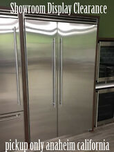 MP48SS2NS 48 inch Marvel Built In Stainless Refrigerator 29 05 cf  Digital contr