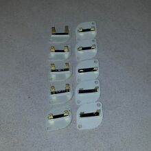 10 PACK New Dryer Thermal Fuse 3390719 for Whirlpool Kenmore  306604  AP3133489