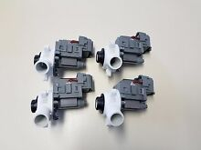 4 Pack W10276397 Washer Water Drain Pump Motor For Whirlpool Kenmor AP4514539
