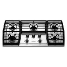 KITCHEN AID 36  GAS COOKTOP MODEL  KGCK366VSS00