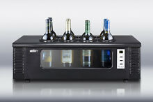 Summit STC1 8 bottle Thermoelectric Wine Cooler Countertop