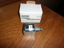 NEW  Maytag Side By Side Refrigerator MSD2732GRW Ice Door Solenoid 61005884