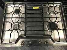 Frigidaire 30  Stainless Steel Gas Cooktop Range with 4 Burners FFGC3010QS