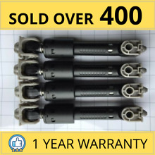 4 Pack of Whirlpool Shock Absorbers P N W10822553  8182812 PS11723173 AP5985209