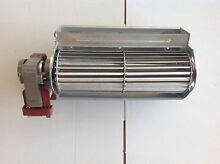 Westinghouse 900mm Dual Fuel Stove Oven Cooling Fan Motor WFE914SB 940001852