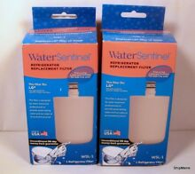 Water Sentinel WSL 1 Refrigerator Replacement Filters  LG LT 500P