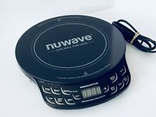 NuWave Pro Precision Induction Cooktop Model 30301
