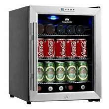 38 Can Compressor Mini Bar Fridge   KBU 52