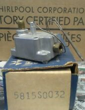 Vintage NOS gas stove oven safety valve 5815S0032