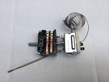 Westinghouse Dual Fuel Stove Oven Thermostat Control   Switch WFE616SA 940001829