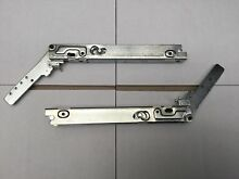 2 x Westinghouse Boss 790 Duo SMALL OVEN Door Hinge PDR790 PDR790W 944031462