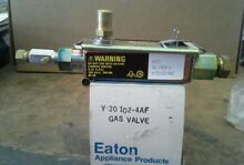 Eaton electric gas valve Y 30102 4AF 13F 212WN MAGIC CHEF BX4