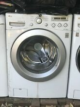 3 year old LG washer dryer set