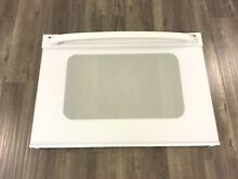 GE Built In Oven Door Glass Handle Vent   WB57T10092   WB15X5226   WB07T10241