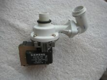 BOSCH DISHWASHER DRAIN PUMP PART 00261687 NEW OLD STOCK