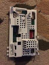 W10480132 WHIRLPOOL   MAYTAG WASHER CONTROL BOARD   READY TO BE SHIPPED