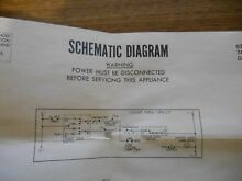 General Electric 27  double wall oven GE P 7 DIAGRAM Schematic Wiring plus