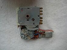 Bosch dishwasher timer part 09 2198 new old stock