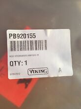 Viking Refrigerator Heat Exchange Assembly PB920155  F20910021