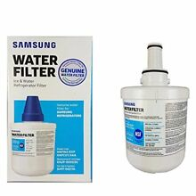 Samsung Genuine HAFCU1 XAA Refrigerator Water Filter  1 Pack