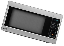 LG LCRT2010ST 2 0 Cu Ft Counter Top Microwave Oven with Easy Clean  Stainless St